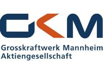 Logo Grosskraftwerk Mannheim Aktiengesellschaft - Elmoba Kabelverlegung GmbH in Marl und Chur