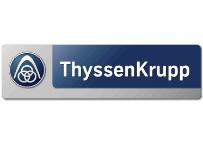 Logo ThyssenKrupp - Elmoba Kabelverlegung GmbH in Marl und Chur