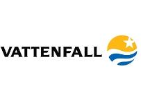 Logo Vattenfall - Elmoba Kabelverlegung GmbH in Marl und Chur