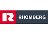 Logo Rhomberg - Elmoba Kabelverlegung GmbH in Marl und Chur