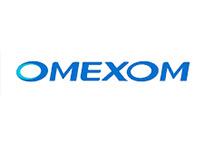 Logo Omexom - Elmoba Kabelverlegung GmbH in Marl und Chur